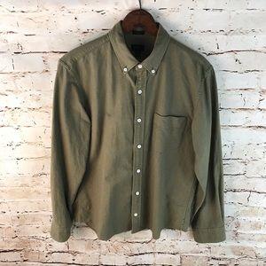 J. Crew Slim Oxford Button Down Shirt